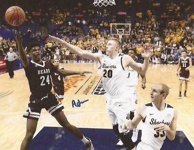 Basketball Alize Johnson Signed Missouri State Bears 8x10 Photo Autographed 18 Nba Draft 3