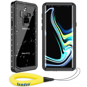 new styles 80f69 ad64a Waterproof /Floating /Shockproof Case For Galaxy Note9 Note8 S9 S9+ ...