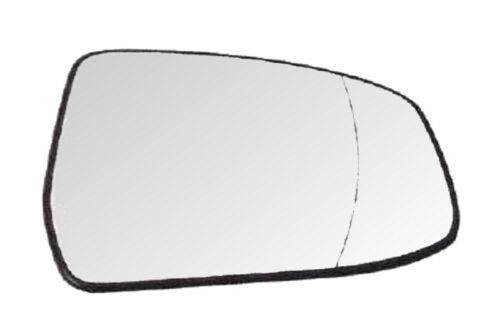 Miroir De Verre Droit Pour Ford Focus mk2 MONDEO mk4 verre Asphärisch Chauffage