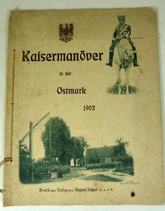Kaisermanoever-in-der-Ostmark-1902