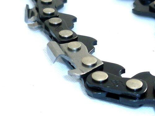 Profi sierra cadena 40 cm 56t 3//8 1,3 mm cadena motosierra para socios