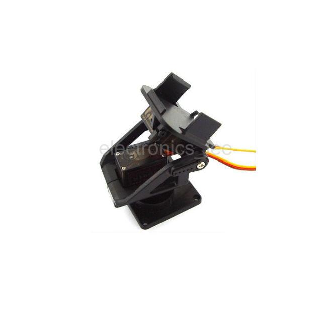 Plastic FPV PT Pan/Tilt Camera Platform Anti-Vibration Camera Mount