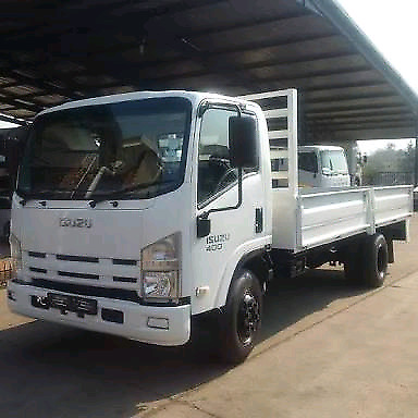 4, 5, 6 and 8 Ton Trucks With Drivers For Hire Cheap Rates All Areas.
