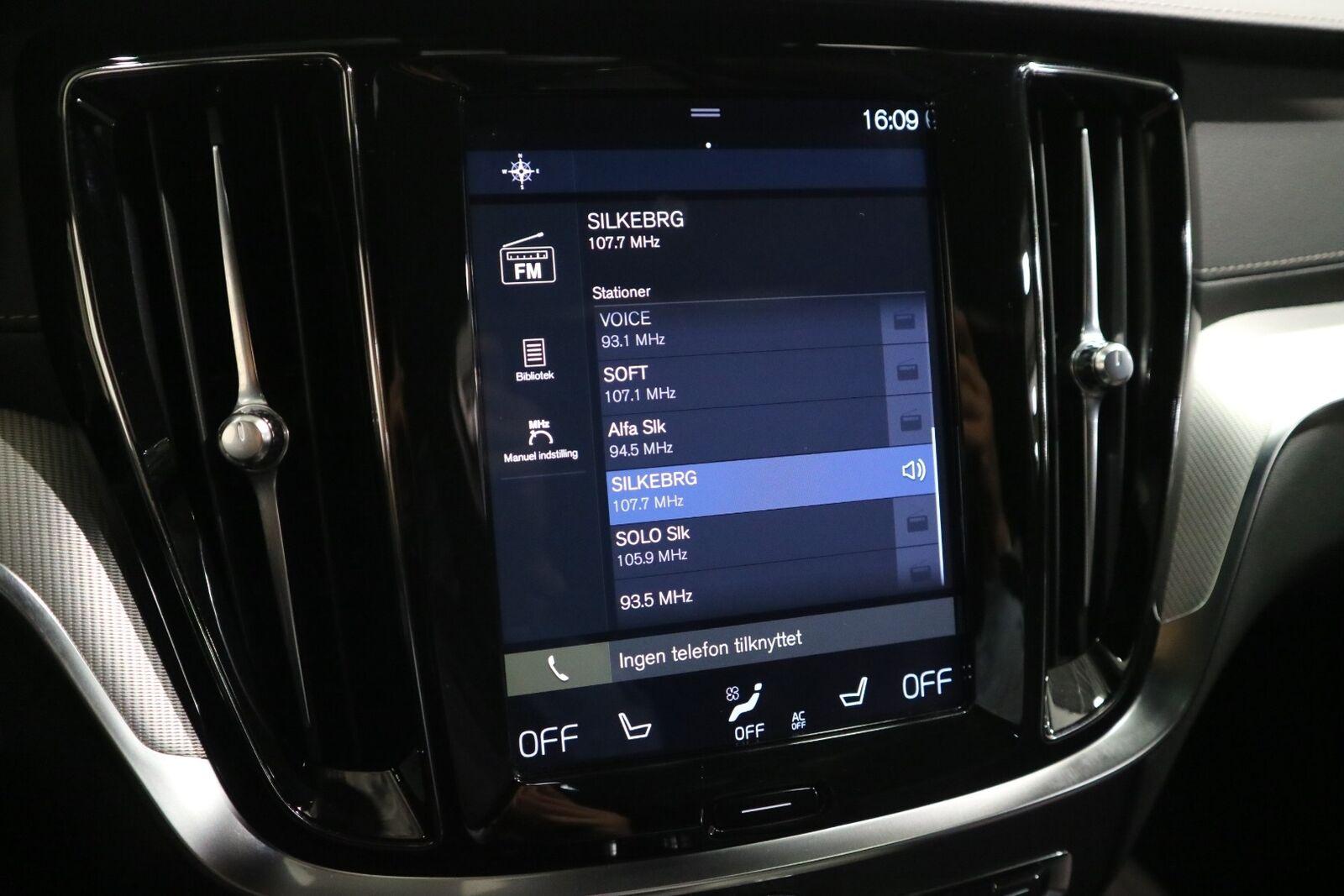 Volvo V60 2,0 D4 190 Inscription aut. - billede 9
