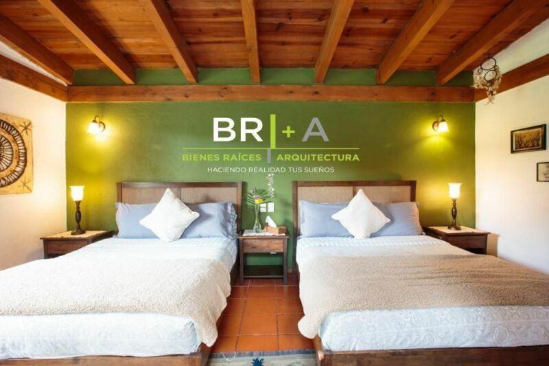 Hotel boutique en una maravillosa casa de Valle de Bravo.