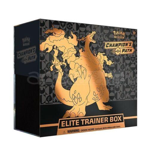 Pokemon TCG Champion's Path Elite Trainer Box In Stock Ready To Ship IN STOCK