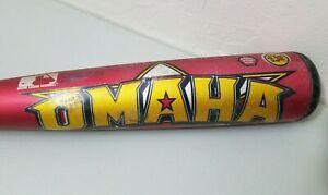 Lousville Slugger Omaha TPX SL406 2 3/4 IN 31 Inch 22.5 OZ XS Baseball Bat