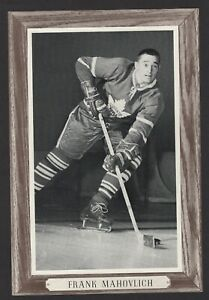 1964-67-Beehive-Group-III-Toronto-Maple-Leafs-Photos-174B-Frank-Mahovlich