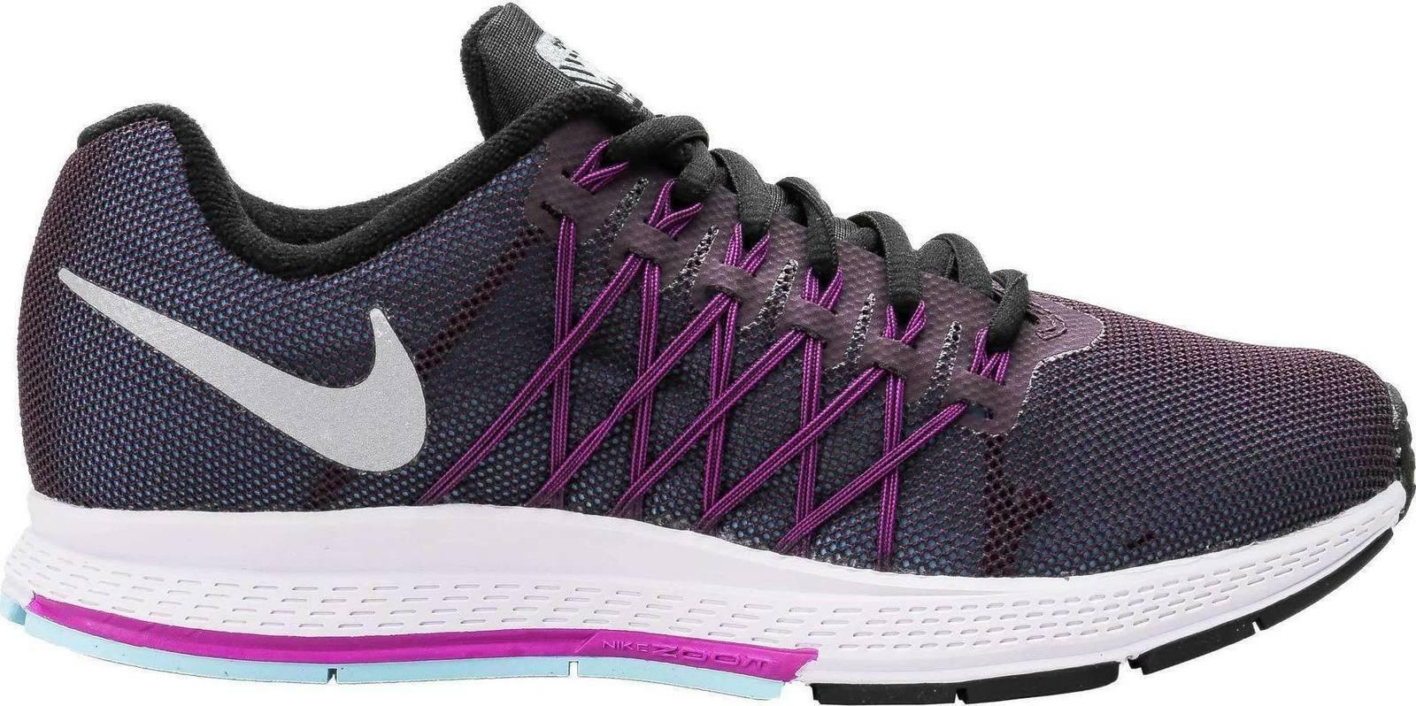 speical offer shopping available Womens Nike Air Zoom Pegasus 32 Flash Purple Running Trainers 806577 500