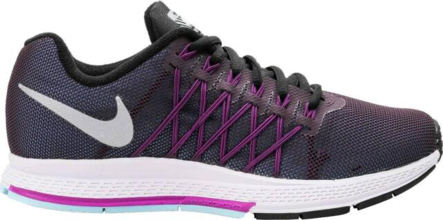 ae9bf2279b82e9 Womens Nike Air Zoom Pegasus 32 Flash Purple Running Trainers 806577 500