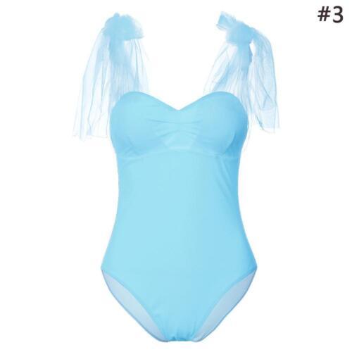 One Piece Women Surfing Bikini Set Monokini Swimsuit Swimwear Bathing#Beachwear