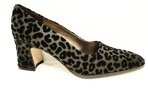 Pumps Brown Damen Leopard Town Satin Destiny Nickel TK3F1cJl