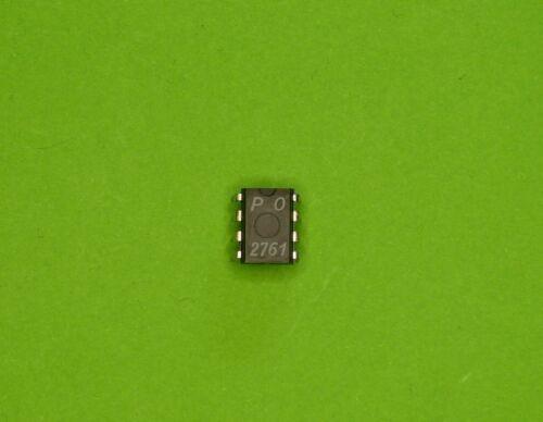 B2761D =TAA2761 7Stk Dual OP-Verstärker DIP8 RFT