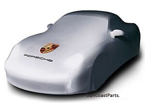 Genuine Porsche  Car Cover