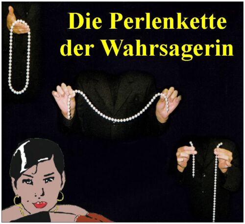 10642 Die Perlenkette der Wahrsagerin Zahlentrick mit tollem Requisit