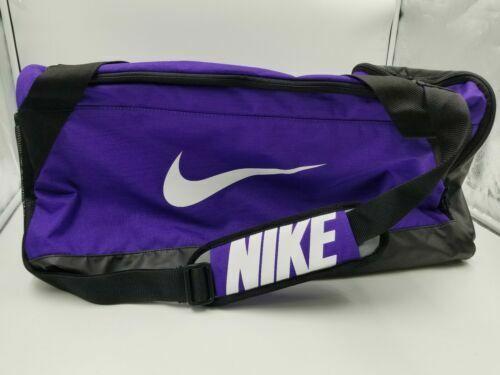 1834e6f6c0 Nike Brasilia Team Purple Medium Training Duffel Bag for sale online ...