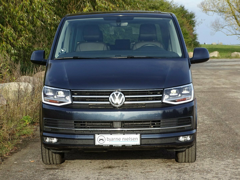 VW Multivan 2,0 TDi 204 Highline DSG kort - billede 1