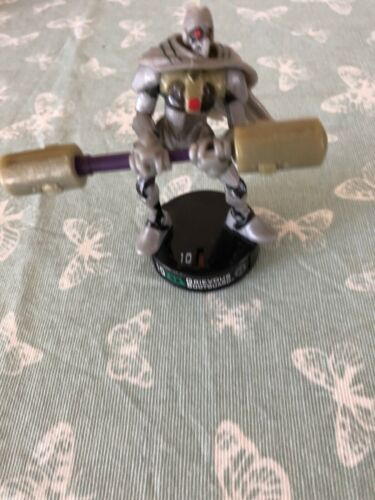 """Attacktix Star Wars Action Figure /""""Grievous BodyGuard/""""  With Missile  pre-owned"""