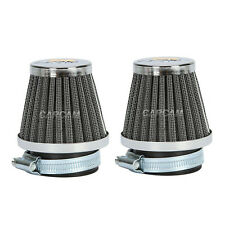 2x 39mm Air Filter Pod Fit Kawasaki KZ550 LTD GP 1980 1981 1982 1983