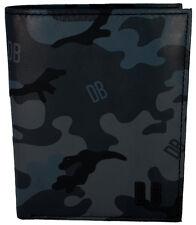 Portafoglio Uomo Camouflage Bikkembergs Wallet Camo-Black D5405 Print Billfold V