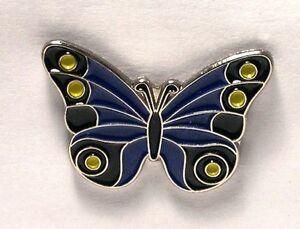 Metall-Emaille-Anstecker-Brosche-Schmetterling-huebsche-Butter-Fliegen-Sommer