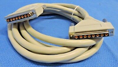 Brooks 2002-0012-12SCE PRI Equipe Automation Robot Prealigner Cable 12ft DBM ATM