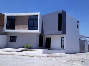 Campus UACH Fraccionamiento privado casa nueva excelentes acabados