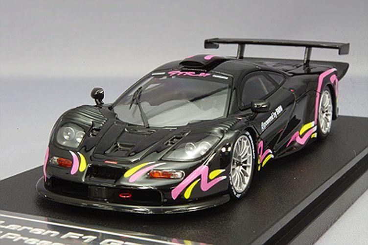 Hpi-racing 1/43 McLaren F1 GTR 1997 Presentation from Japan