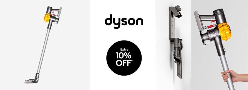 Shop Now - Dyson V6 Slim Vacuum $399 now $299