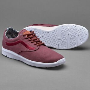 Vans ISO 1 5 CLASSICS waxed CL port royale white