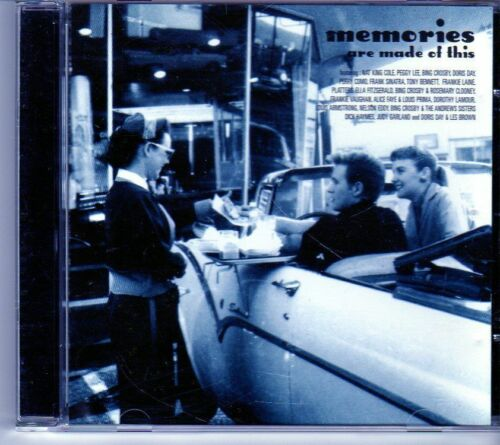 1 of 1 - (EI840) Memories Are Made Of This, 20 tracks various artists - 2001 CD