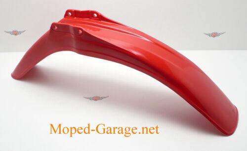 Honda Mt Mtx 5 8 50 80 protection tôle avant rouge mobylette vélomoteur NEUF