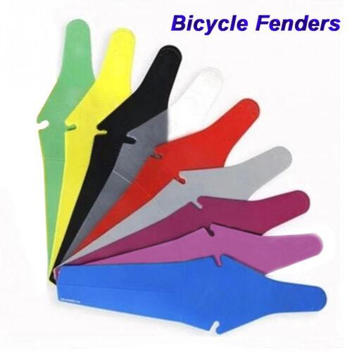 Road MTB Mountain Bicycle Mud Guard Wing Cycling Bike Saddle Fenders Ass Savers