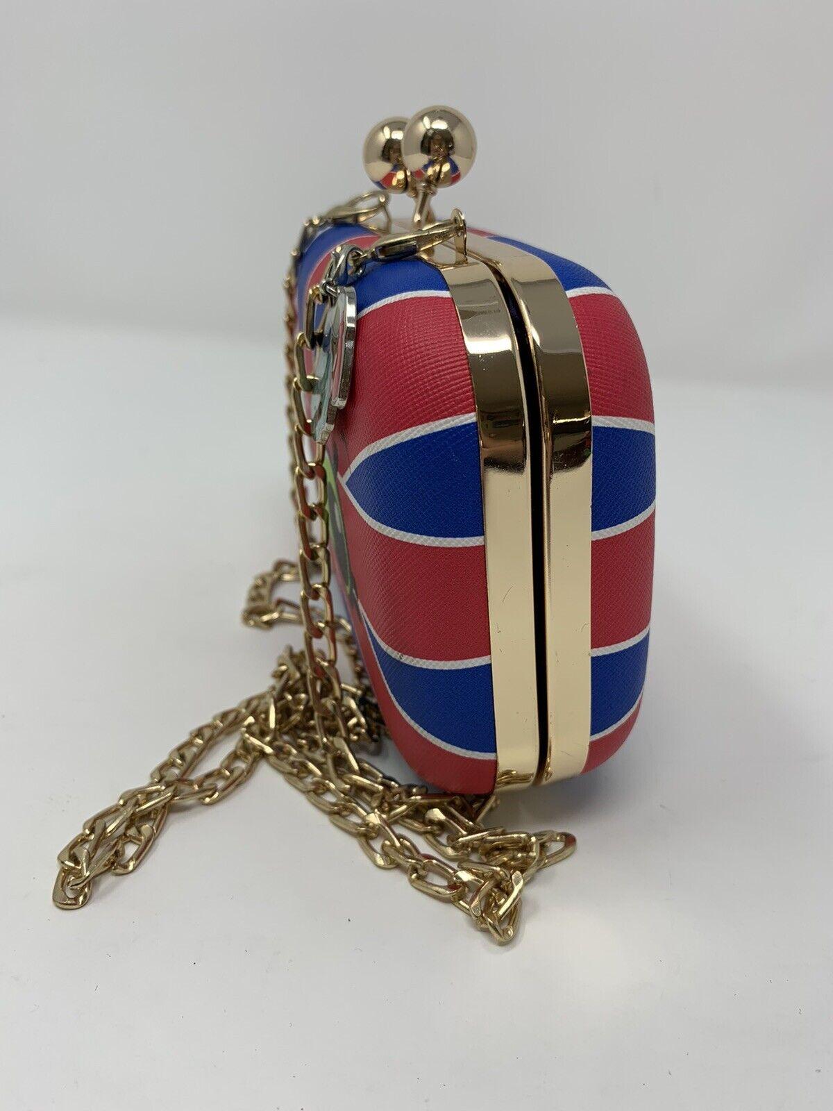 Shopkins BRITNEY Purse Union Jack Shoulder Bag wi… - image 5