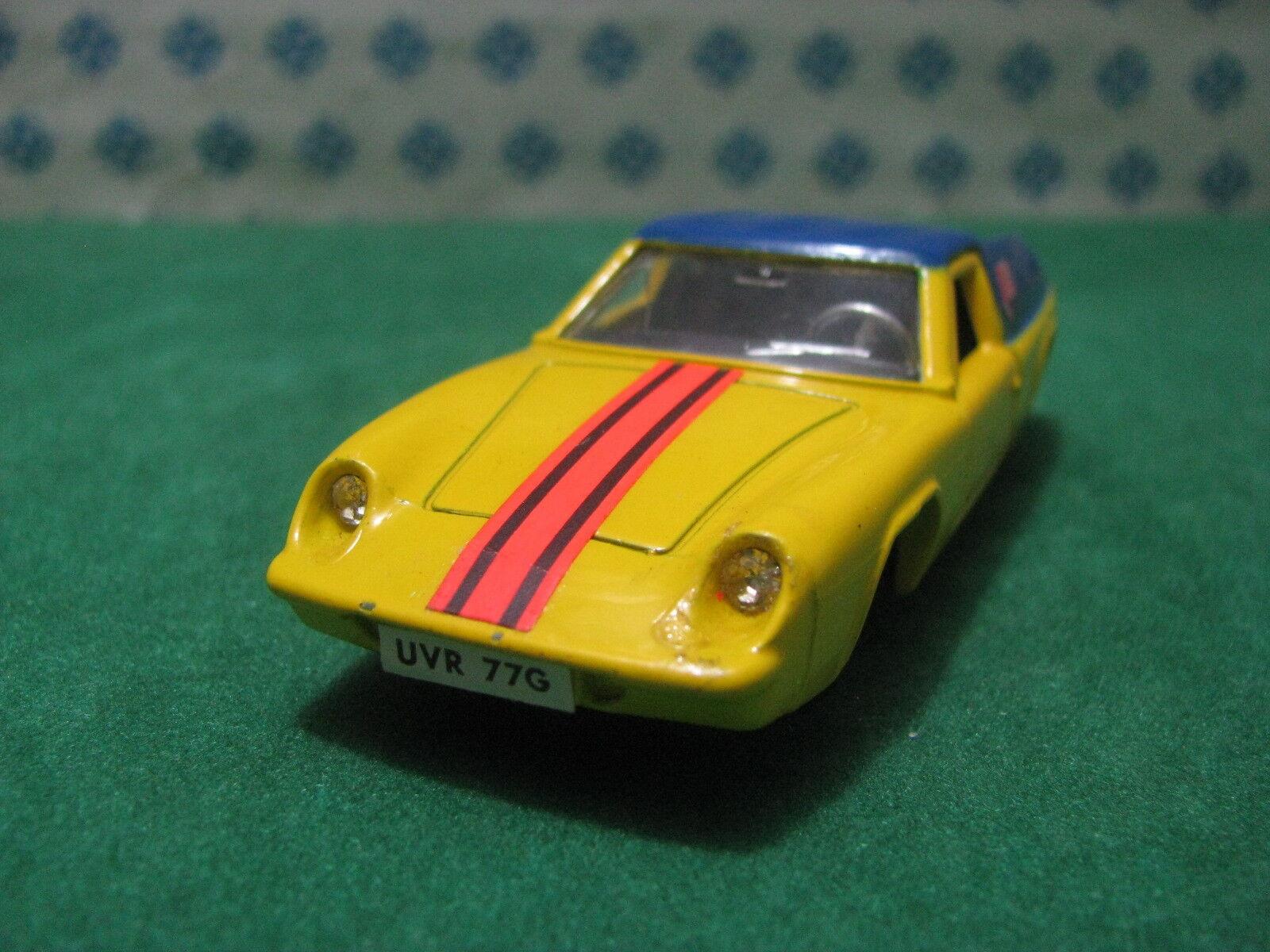 Vintage - Lotus Europa Compétition - 1 43 Dinky Toys 218