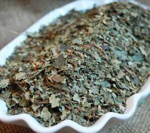 Krauterino-24-Biancospino-foglie-con-boccioli-tagliate-weisdorntee-1000g