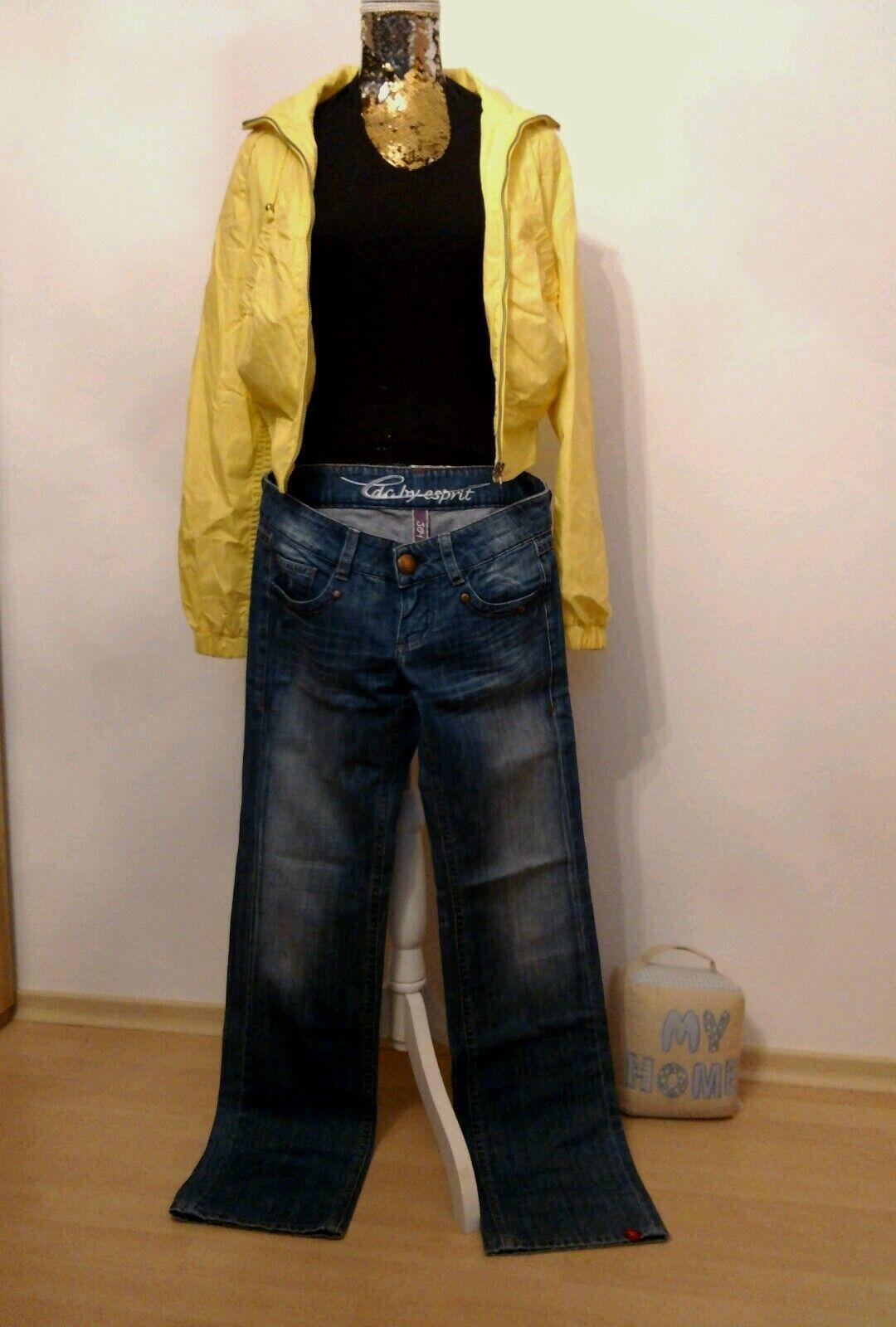 Bekleidungspaket Damen Esprit Jeans 26 34 mit Top gr. S und Jacke gr.38 von Amis
