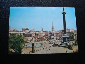 UK-Tarjeta-Postal-Trafalgar-Plaza-De-B17