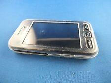 Bolso funda nokia Samsung s5230 funda nostalgia case Klassik transparente