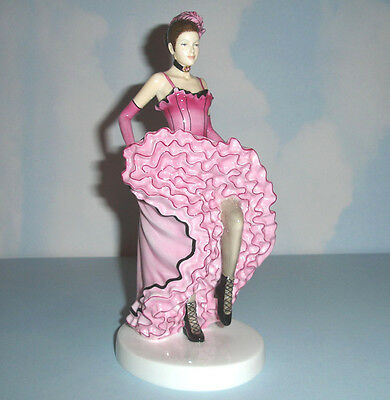 Royal Doulton FRENCH CAN CAN Hand Signed Dance Figurine Dances World HN5571 New