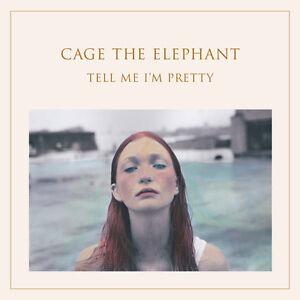 Cage-the-Elephant-Tell-Me-I-039-m-Pretty-New-Vinyl-Gatefold-LP-Jacket-180-Gram