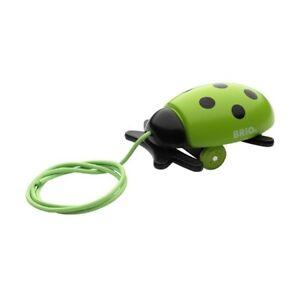 Nachziehspielzeug Marienkäfer Kleinkindspielzeug