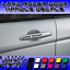 4x Land Rover Door Handle Decal Sticker Logo Range Rover Discovery Evoque LR4