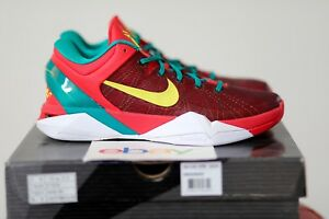 a743d741bd17 2012 Nike Zoom Kobe VII YEAR OF THE DRAGON Size 9 supreme red x yotd ...