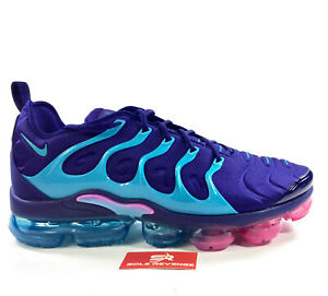 34c794ebc753e New Nike Air Vapormax Plus - V6079500 Regency Purple Light Blue Fury ...