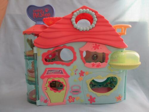 Hasbro Littlest Pet Shop The Biggest Toy House Playset Authentic