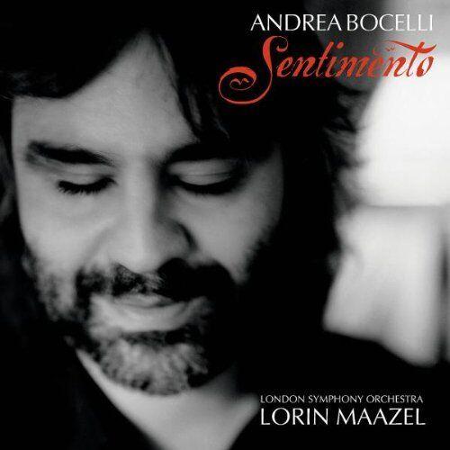 1 of 1 - Andrea Bocelli: Sentimento. 028947040026
