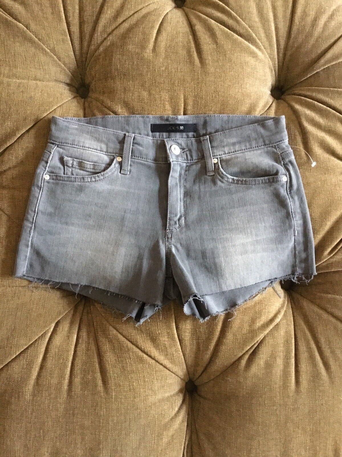 Joe's Eastern Cut Off Jean Shorts Size 26