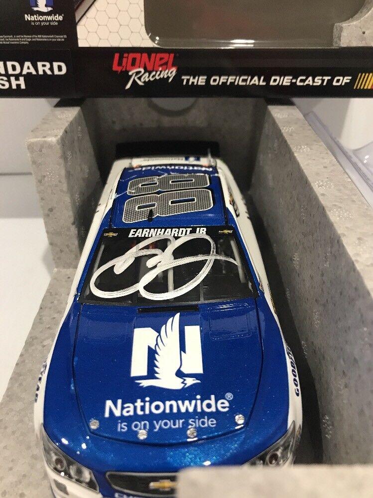 2017 Dale Earnhardt autographié Nationwide Final saison primaire Paint Scheme