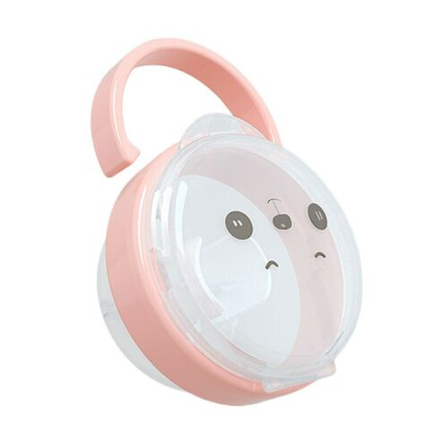 Kids Infant Soother Portable Container Pacifier Dummy Travel Storage  Case#LuuY